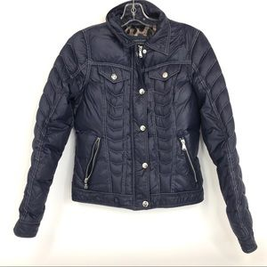 Women's Guess Puffer Jacket